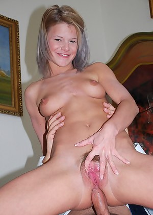 Roaming her tight butthole cavity with his big solid knob