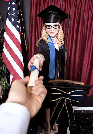 Graduating To Cock